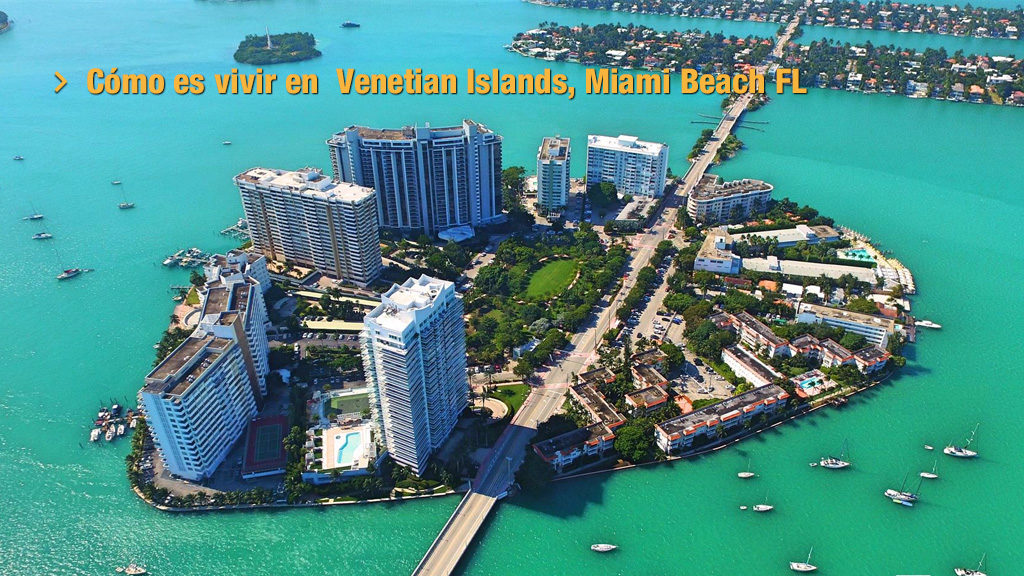 Casas en Venetian Islands Miami Beach Florida